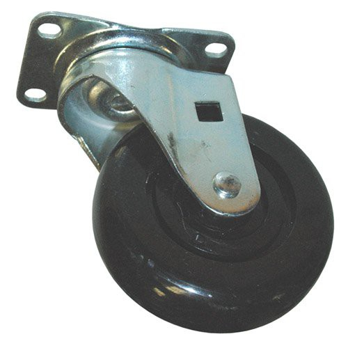 """Replacement 4"""" Swivel Caster with Insert - for 8-cu. ft. Truck"""