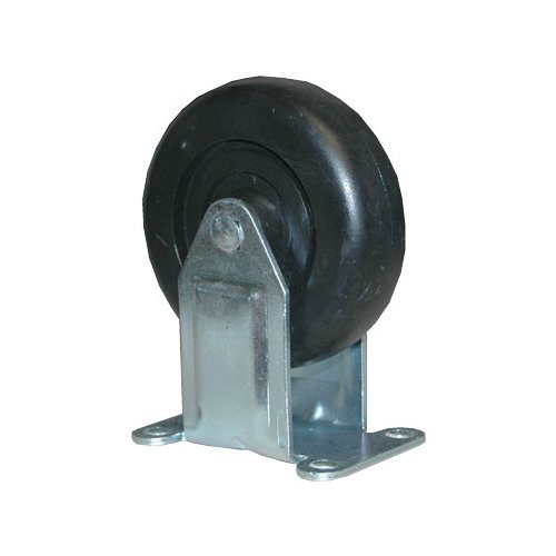 """Replacement 4"""" Rigid Caster - for 8-cu. ft. Truck"""