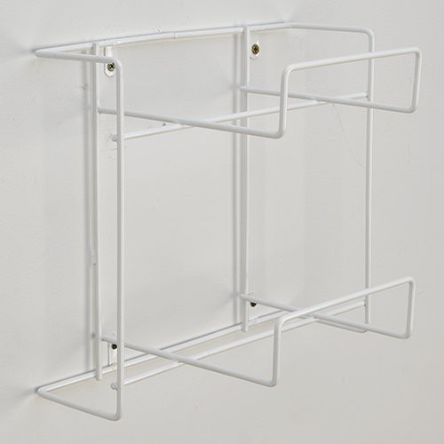 2 Box Rack 'Em Disposable Glove Box Dispenser Rack