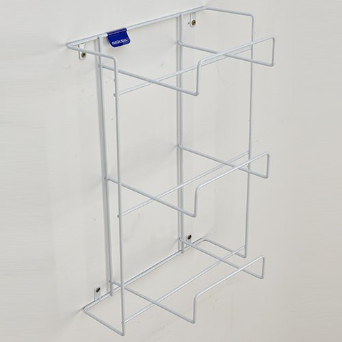 3 Box Rack 'Em Disposable Glove Box Dispenser Rack
