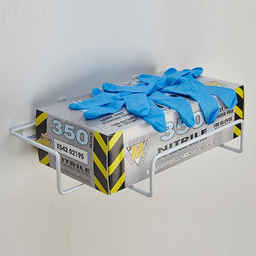 1 Box Rack 'Em Disposable Glove Box Dispenser Rack