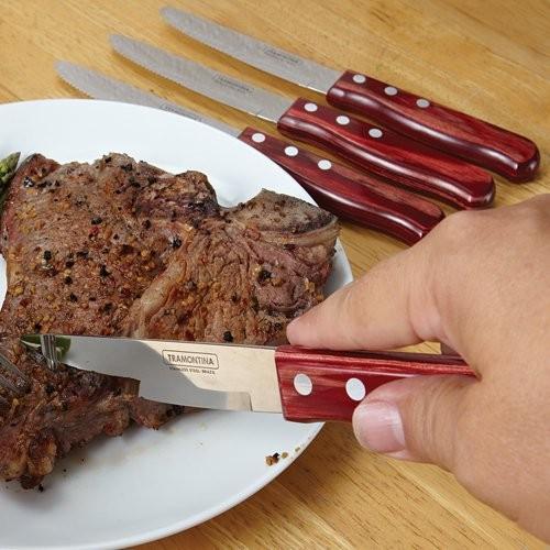 Porterhouse 5'' Steak Knife Set