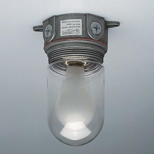 Lexan Shatter Proof, Walk-In Cooler/Freezer Light Fixture