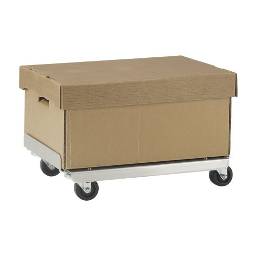 Aluminum Case Dolly with Box