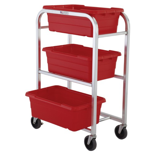 Heavy Duty Three Tote Dolly