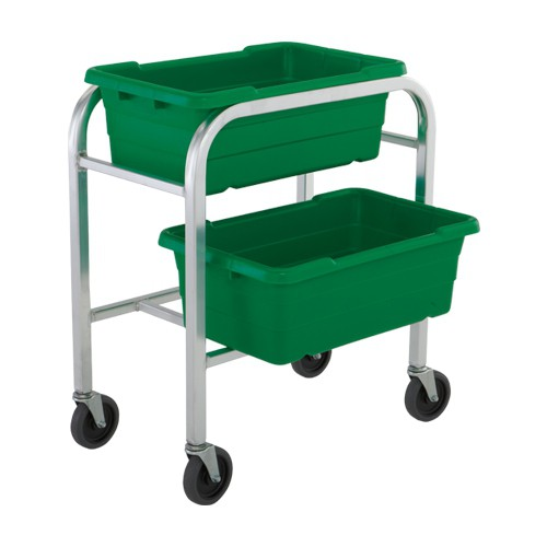 Heavy Duty Double Tote Dolly