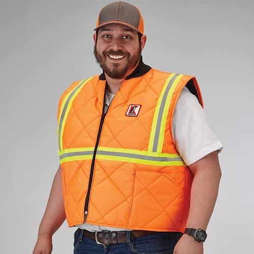 7.4-oz. Hi-Viz Cooler Vest