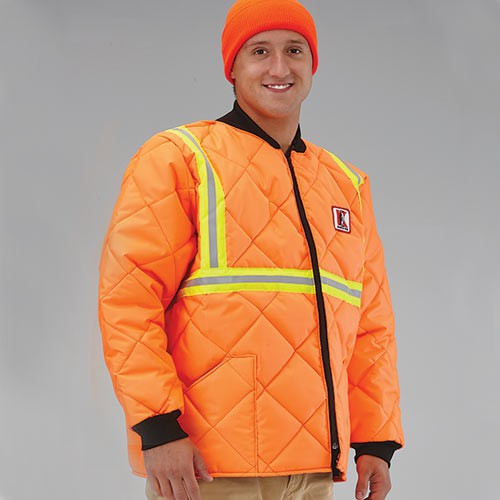 7.4-oz. Hi-Viz Cooler Jacket