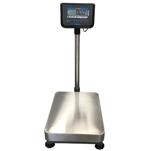 Stainless Steel Digital Bench Scale - Front View