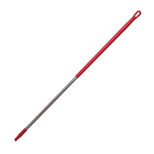 Vikan Color-Coded Aluminum Handle - Red