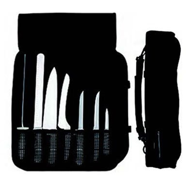 Dexter Russell Portable Knife Case, 7-piece capacity