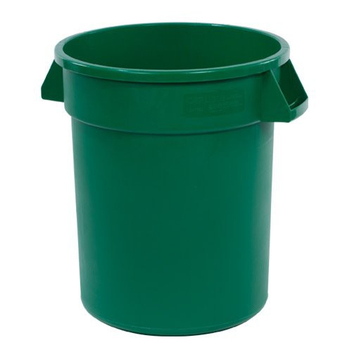 Dark Green Carlisle Bronco Container