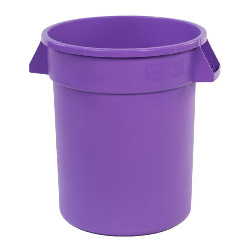 Purple Carlisle Bronco Container