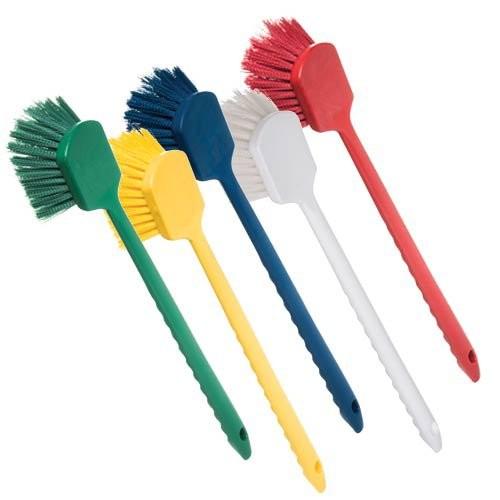 Sparta Full-Color Utility Scrub Brushes