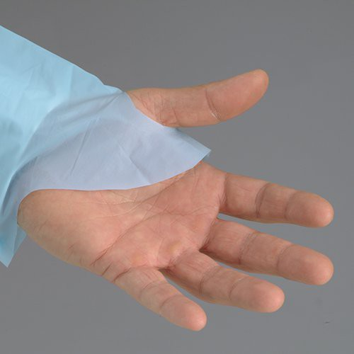 Thumb loop for wrist