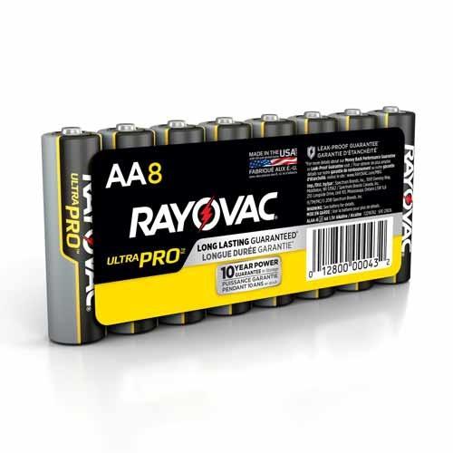 AA-Size - Ultra Pro Alkaline Batteries