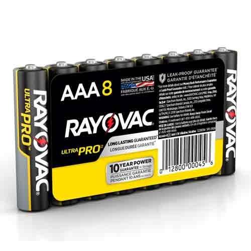 AAA-Size - Ultra Pro Alkaline Batteries