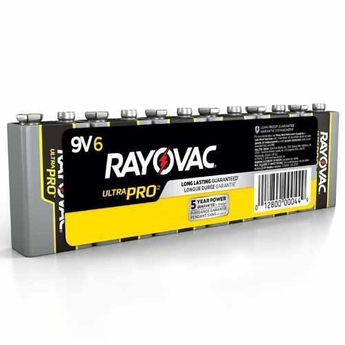 9V-Size - Ultra Pro Alkaline Batteries