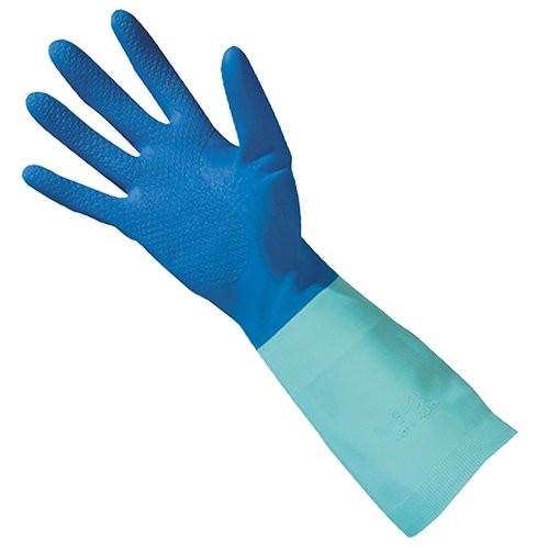 AFR-282 Nitrile Over Latex Gloves