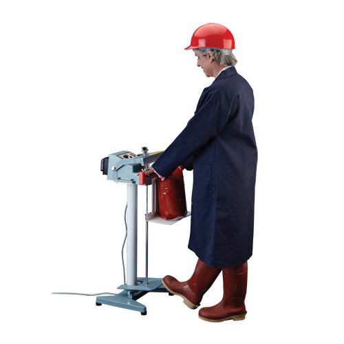 12-Inch Foot-Operated Sealer