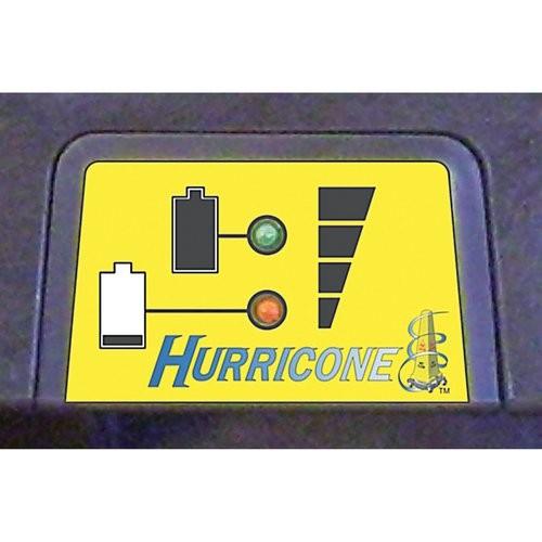 Battery level indicator.