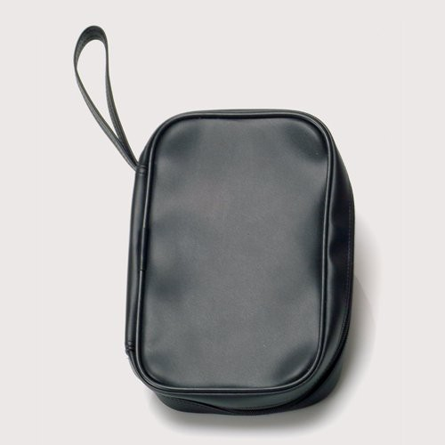 Optional Soft Carrying Case protects unit when not in use.