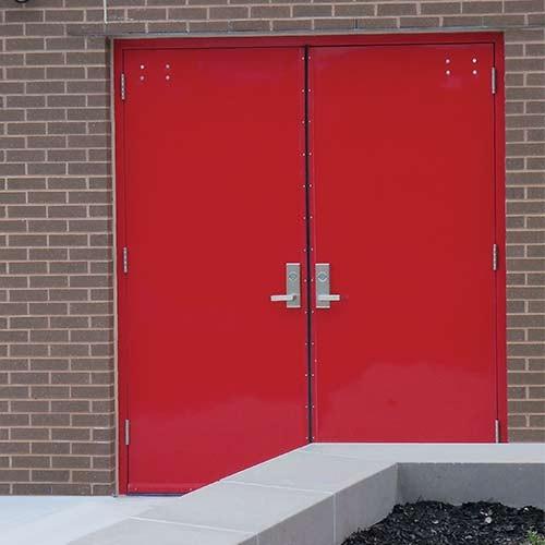Strongest doorplate in the industry.