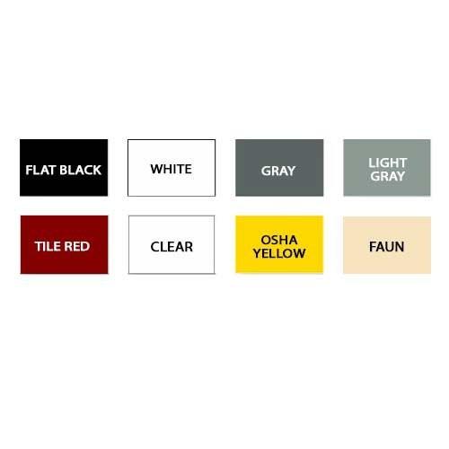 Dura Poxy Colors
