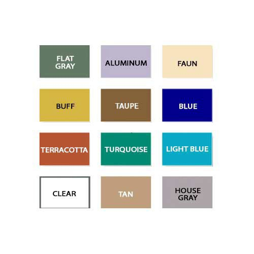 More Dura Seal Color Options