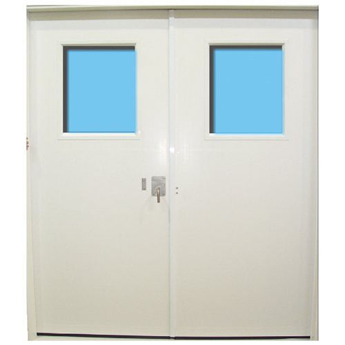 Double Door Sizes Available.