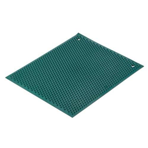 Green Knobby Mat