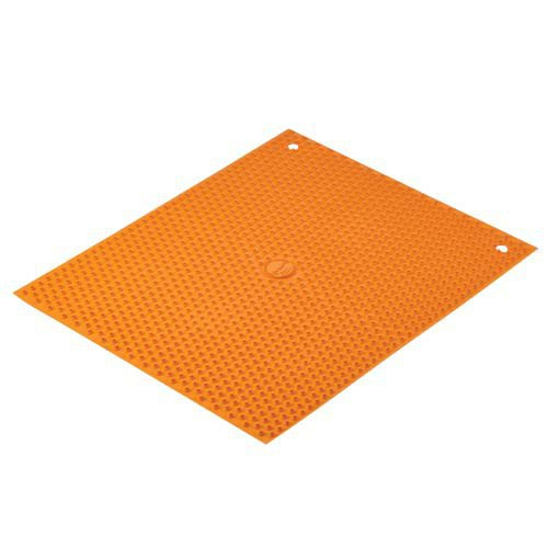 Orange Knobby Mat