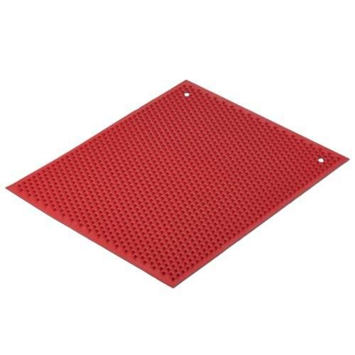 Red Knobby Mat