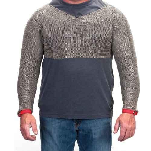 Half Tunic Stainless Steel Mesh Tunic