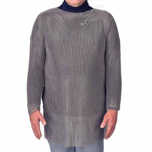 Full Tunic Stainless Steel Mesh Tunic