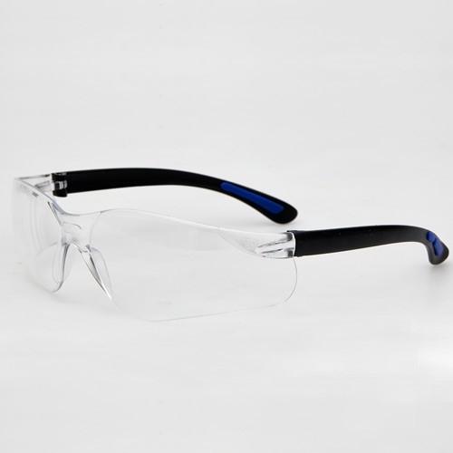 Clear, Premium Anti-Fog Safety Glasses