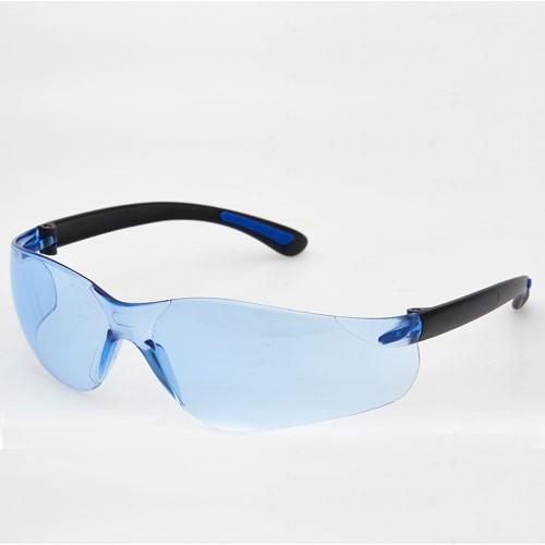 Blue, Premium Anti-Fog Safety Glasses