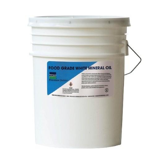 5-Gallon Bucket of Food Grade Mineral Oil
