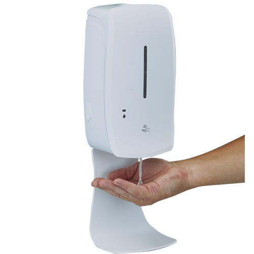 Wall Mount Touch-Free Dispensing System