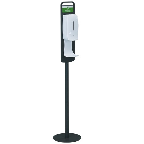 Freestanding Touch-Free Dispensing System