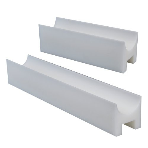 Manufactured with durable Delrin plastic for added wear resistance.