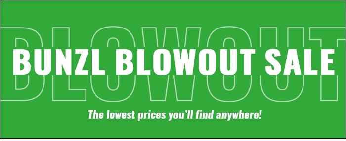 Bunzl Blowout