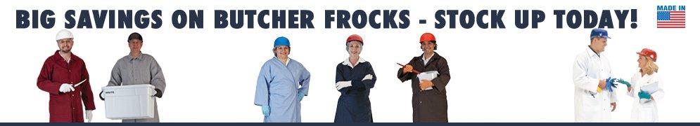 Butcher Frocks