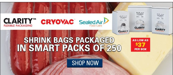 Clarity Smart Packs