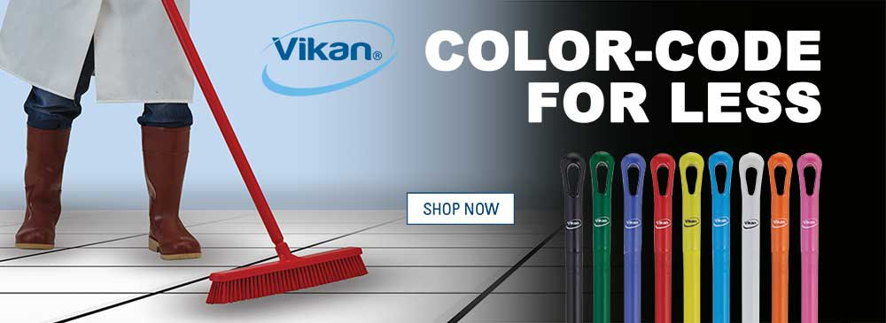 Vikan Color Coded Products