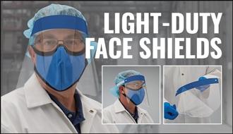 Light-Duty Face Shield