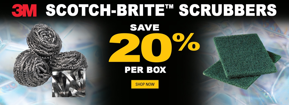 Save On 3M Scotch-Brite