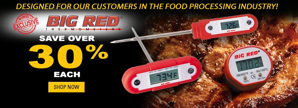 Save on Big Red Thermometers