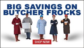 Butcher Frock Sale