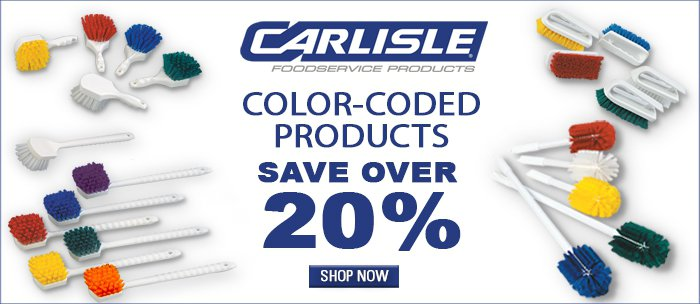 Save Over 20% on Color-Coded Products